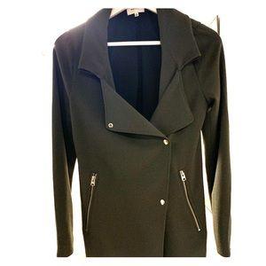 Aritzia silk jacket